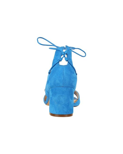 753f36da7cb3 Lyst - Sam Edelman Serene Dress Sandal in Blue - Save 33%