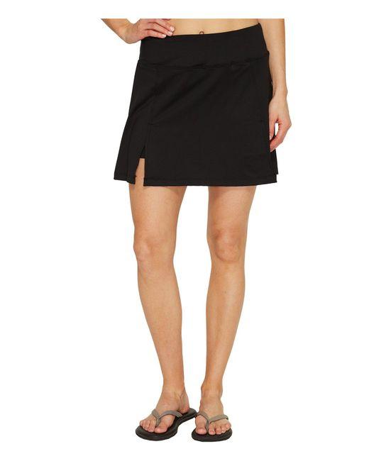 Stonewear Designs - Stride Skort (black) Women's Skort - Lyst
