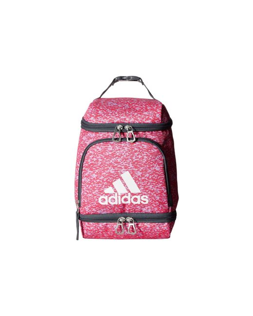22477a4a7519 Adidas - Pink Excel Lunch Bag - Lyst ...