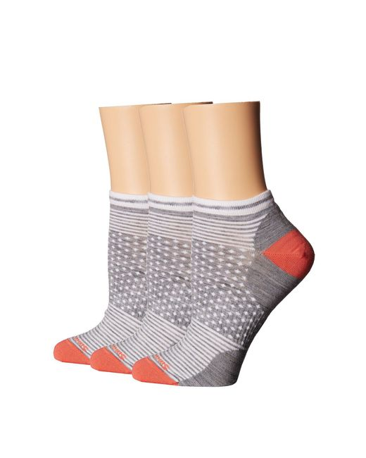 Smartwool - Gray Forfeit Micro 3-pack - Lyst