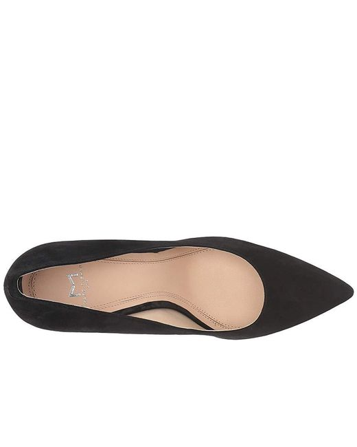 bca3e2e7c Marc Fisher Elia (black Suede) Shoes in Black - Save 65% - Lyst