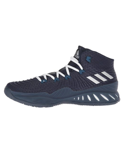 check out 3cca2 5fc98 ... Adidas - Blue Crazy Explosive 2017 for Men - Lyst ...