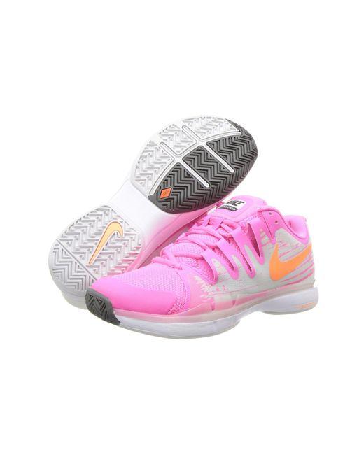Nike   Pink Zoom Vapor 9.5 Tour   Lyst