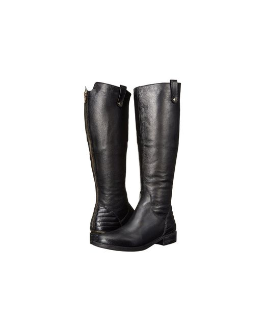 Steve Madden - Black Arriesw Wide Shaft Boot - Lyst