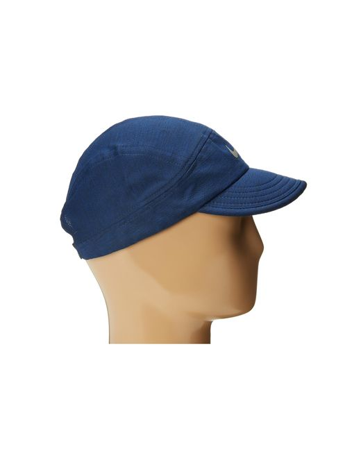 24367ef212e ... nike blue wool tailwind cap for men lyst