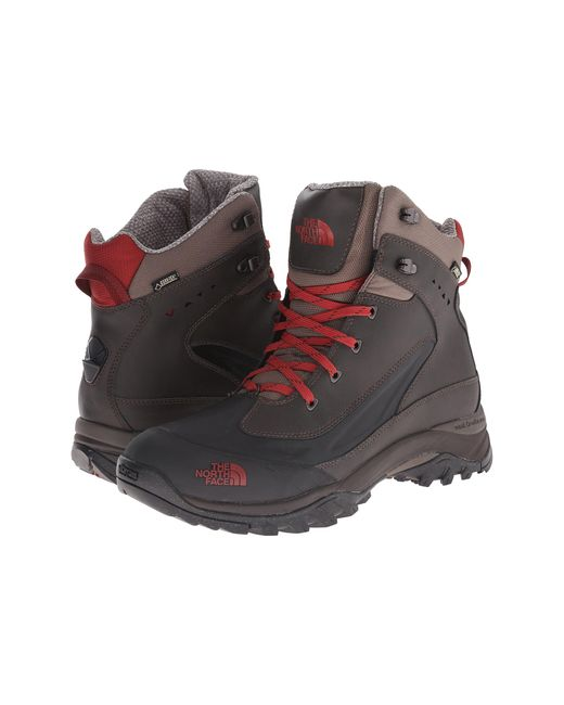 The North Face | Brown Chilkat Tech for Men | Lyst