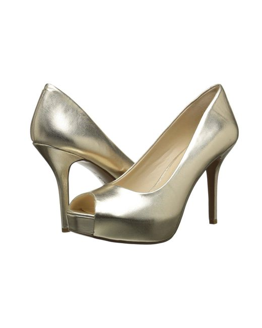 Nine West | Metallic Qtpie | Lyst