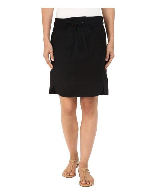 XCVI - Black Sosi Skirt - Lyst