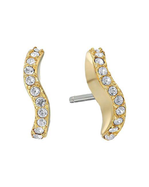 Michael Kors | Metallic Wonderlust Stud Earrings | Lyst