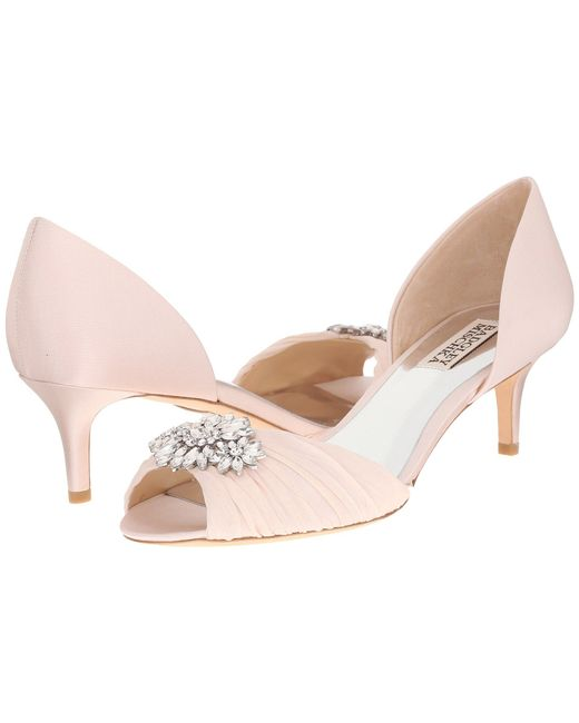 Badgley Mischka - Pink Caitlin - Lyst