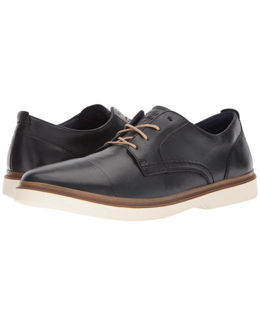 Cole Haan - Black Brandt Cap Toe Oxford for Men - Lyst