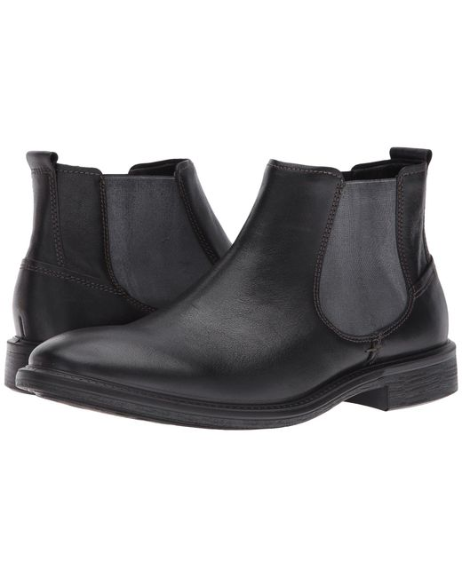 Ecco | Black Knoxville Chelsea Boot | Lyst