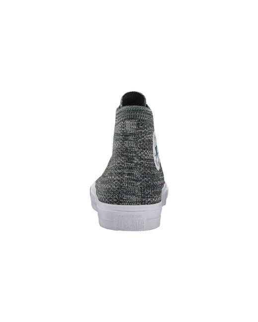 ce619c040ec2 ... Converse - Multicolor Chuck Taylor® All Star® X Nike Flyknit Hi for Men  ...