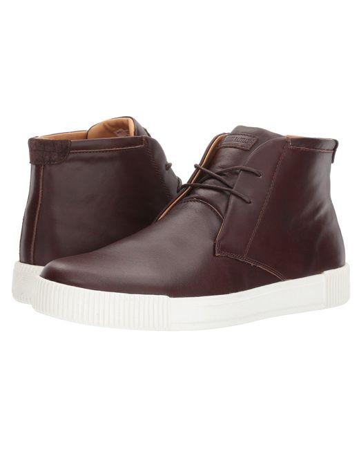 Michael Bastian - Brown Lyons Chukka Sneaker for Men - Lyst