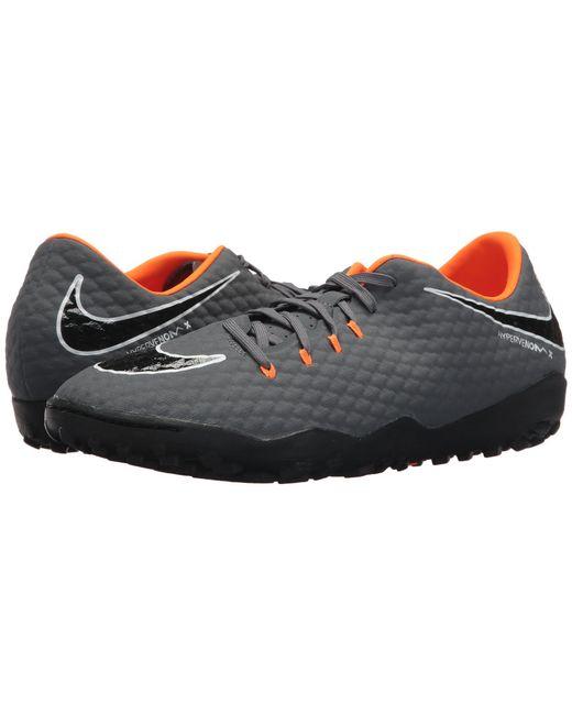 Nike - Gray Hypervenom Phantomx 3 Academy Tf for Men - Lyst