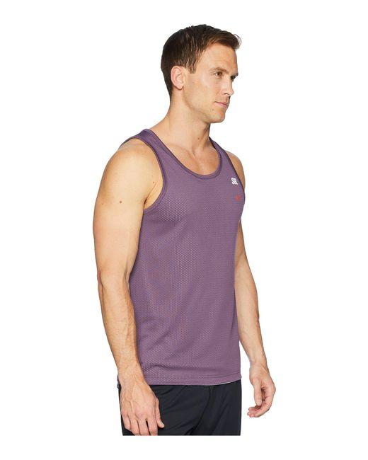 d480bedd6b235 Lyst - Nike Sb Dry Tank Top Mesh in Purple for Men - Save 31%