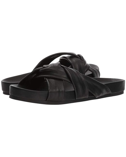 Bill Blass - Robbie (black) Slide Shoes - Lyst