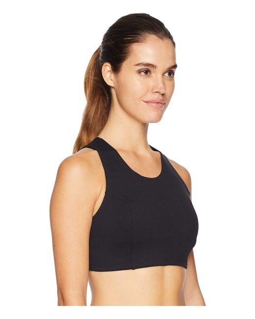 82f8491d7d631 Lyst - The North Face Beyond The Wall Free Motion Bra in Black ...