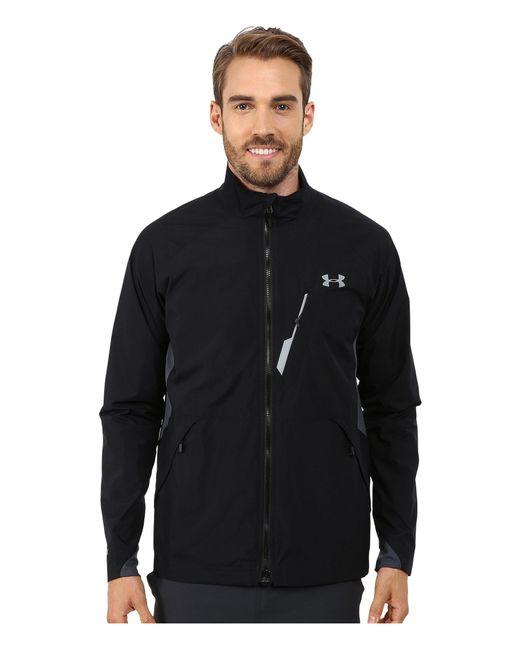 Under Armour - Black Ua Cgi Shadow Jacket for Men - Lyst