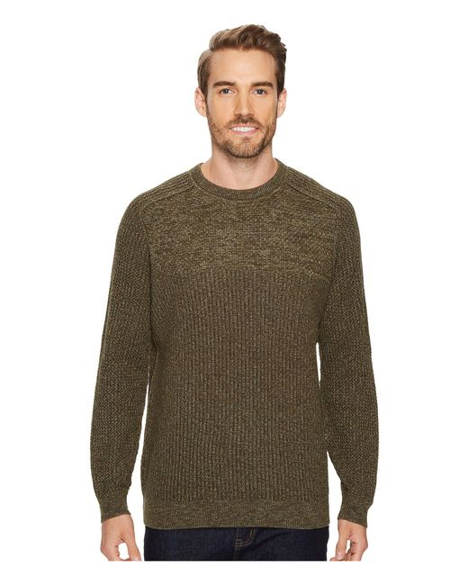 Tommy Bahama - Green Medina Marl Crew for Men - Lyst