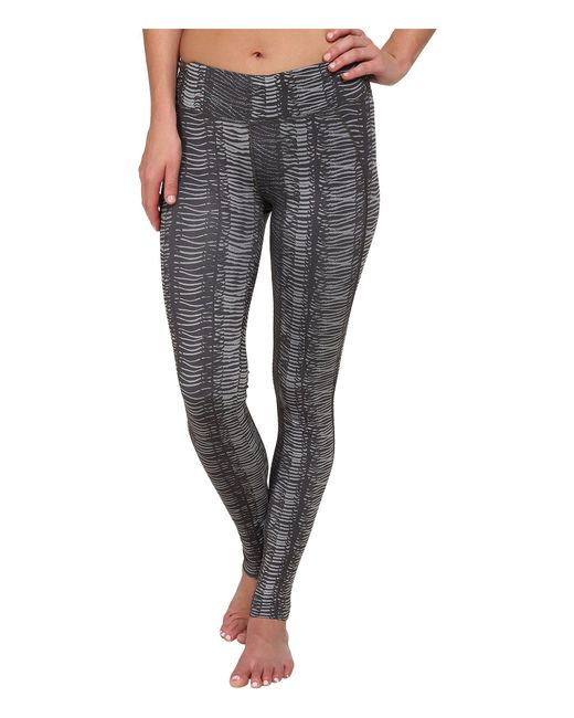 The North Face - Gray Printed Piper Pants - Lyst