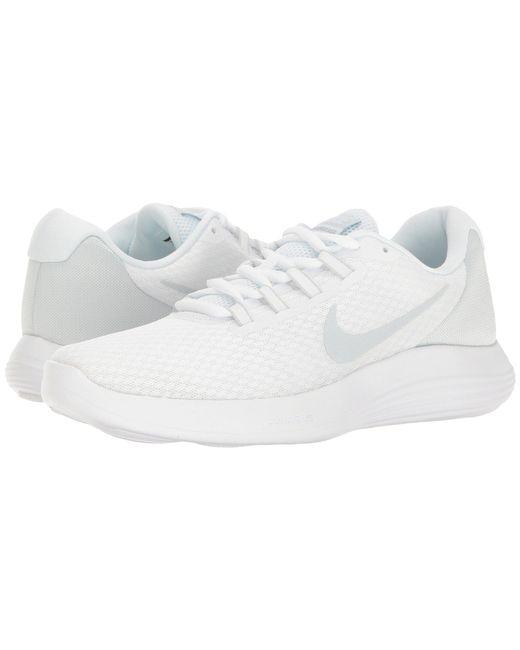Nike - White Lunar Converge - Lyst