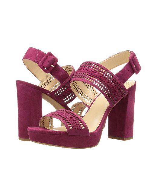 Vince Camuto - Multicolor Jazelle Platform Dress Sandal - Lyst