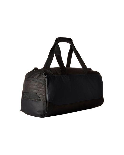 9c85026abe ... Adidas - Black Team Issue Medium Duffel - Lyst ...