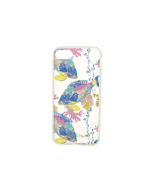 Lilly Pulitzer - Multicolor Iphone 7 Transparent Cover - Lyst