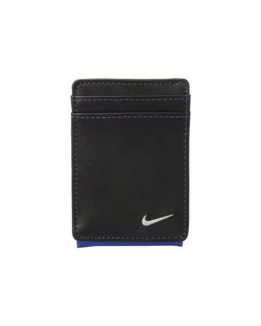 Nike - Black Color Block Cardfold for Men - Lyst