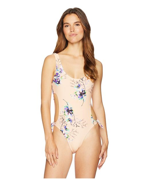 Rip Curl - Multicolor Sweet Nothing One Piece Swimsuit - Lyst