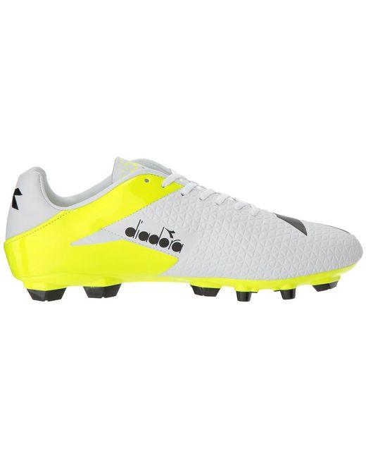 2d42be2fc75 Lyst - Diadora Mw-tech Rb R Lpu in Yellow for Men - Save 36%