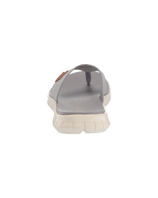 a65e84318a0a ... Cole Haan - Multicolor Zerogrand Stitchlite Thong Sandal for Men - Lyst  ...