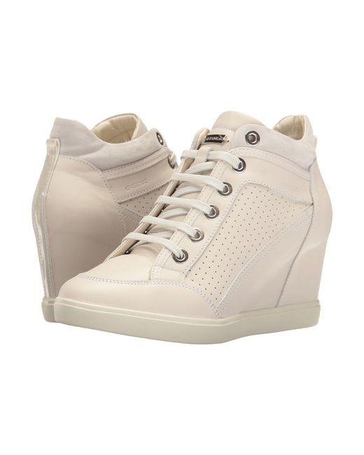 Geox - White W Eleni 31 - Lyst