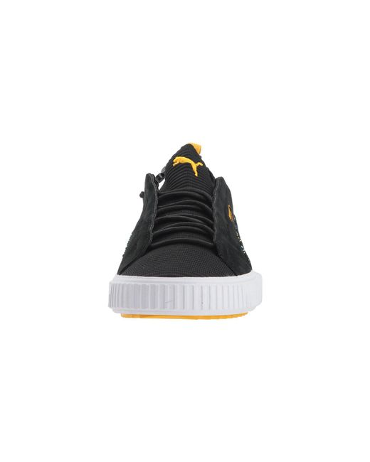 b4ceeef7193 ... PUMA - Black Breaker Knit Carnval Fm for Men - Lyst