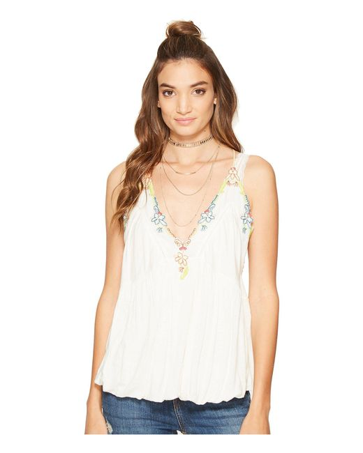 Free People   White Island Time Top   Lyst