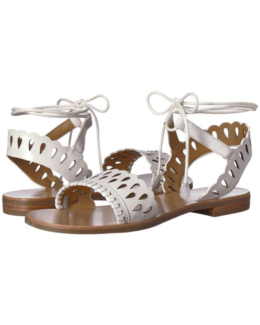 Jack Rogers - White Ruby - Lyst