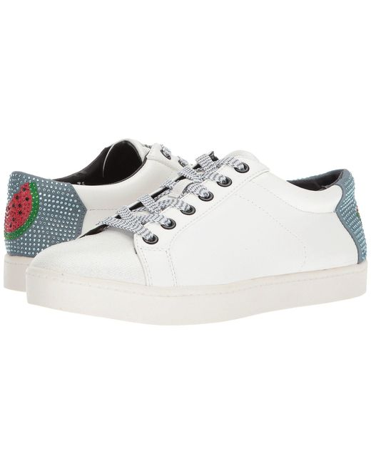 Circus by Sam Edelman - White Collins Lace-up Sneakers - Lyst