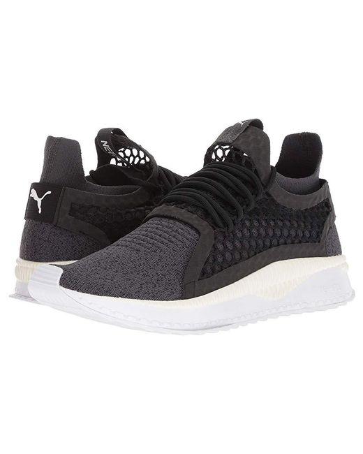 16e952b40c5 Men's Tsugi Netfit V2 Evoknit ( Black/asphalt/ White) Lace Up Casual Shoes