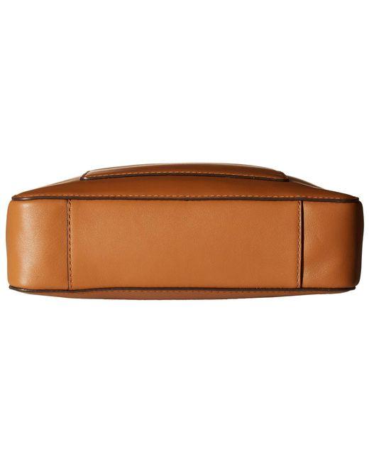 f0c5ea3c09f42e MICHAEL Michael Kors Gloria Pocket Swing Pack in Brown - Save 5% - Lyst