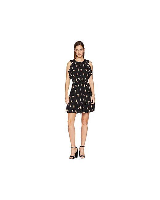 Kate Spade - Pineapple Dress (black) Dress - Lyst