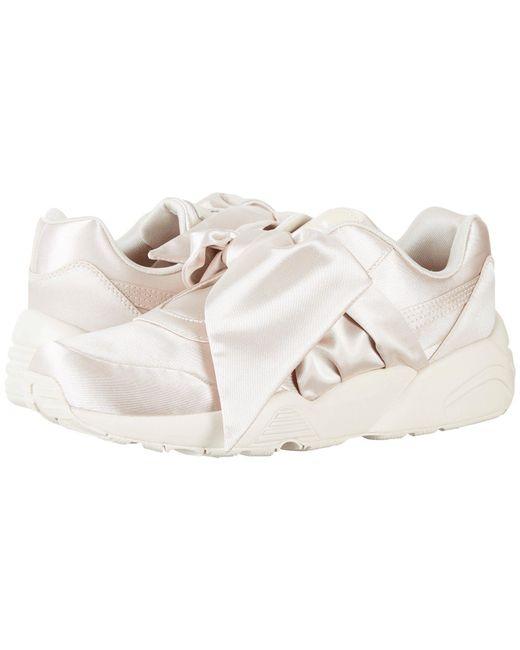 PUMA | Pink Bow Sneaker Fenty By Rihanna | Lyst