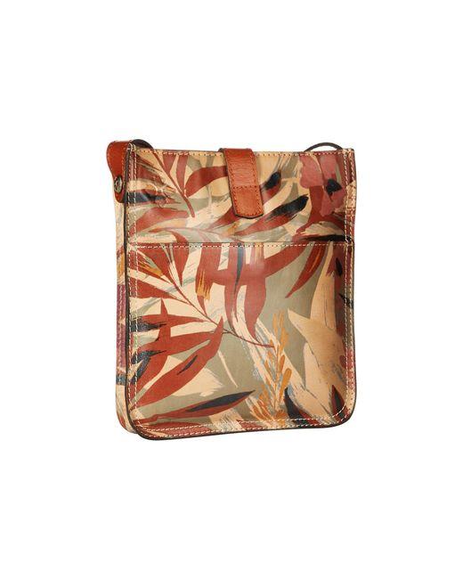 ... Patricia Nash - Brown Venezia Crossbody - Lyst ... 76c88d27f47b3