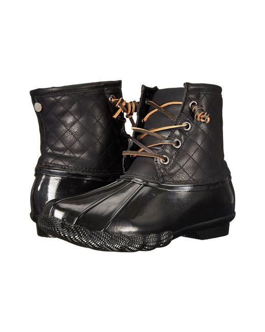 Steve Madden - Black Tillis Boot - Lyst