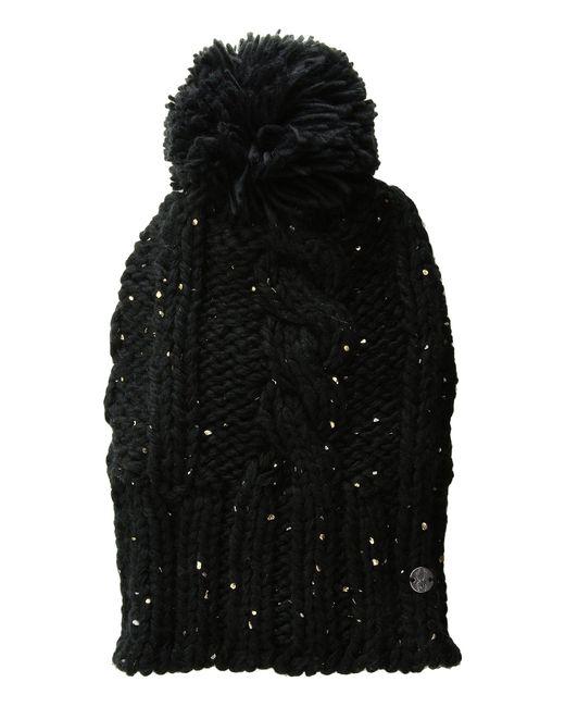 Spyder - Black Morningside Hat - Lyst
