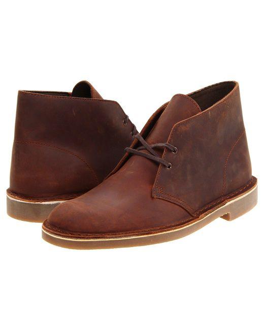 Clarks - Brown Bushacre Ii for Men - Lyst
