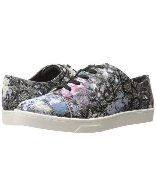 CALVIN KLEIN 205W39NYC - Black Imilia Fashion Sneaker - Lyst