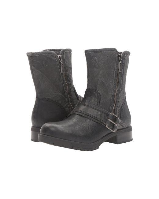 Clarks - Black Faralyn Rise Boot - Lyst
