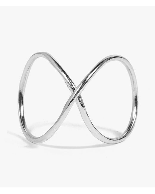 Fay Andrada | Metallic Rysty Lo Ring | Lyst