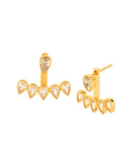 Gorjana | Metallic 'kelsi' Ear Jackets | Lyst